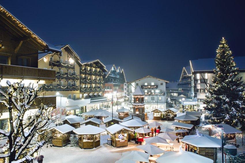 Seefeld best of the alps for Design hotel seefeld