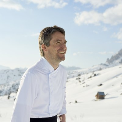 THE ALCHEMIST OF ALPINE CUISINE