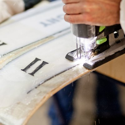 build2ride: custom skis –made by you!