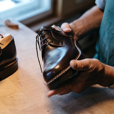 A shoemaker driven by passion