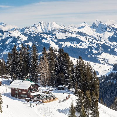 The reinvention of Kitzbühel's mountain cuisine